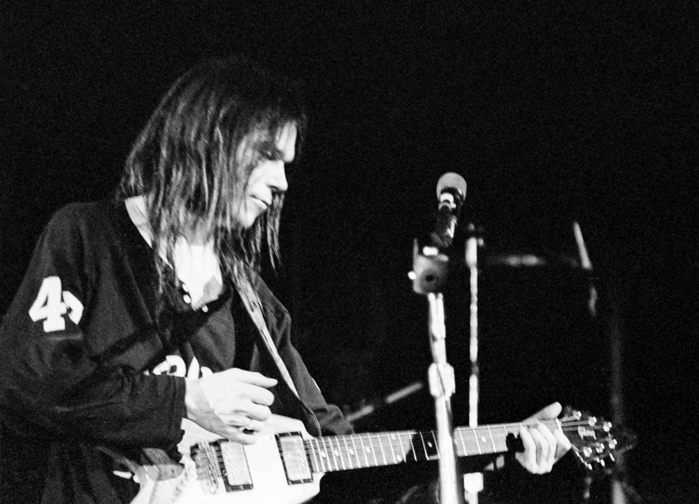 Gallery Neil Young 1973