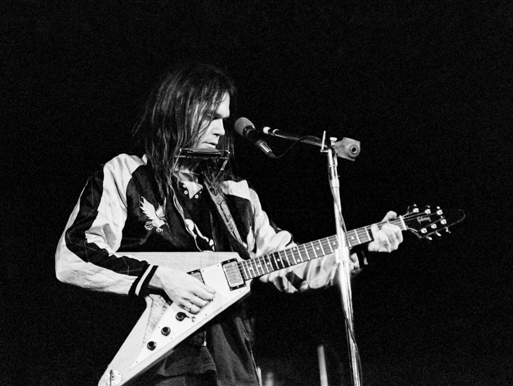 Neil Young - 1973