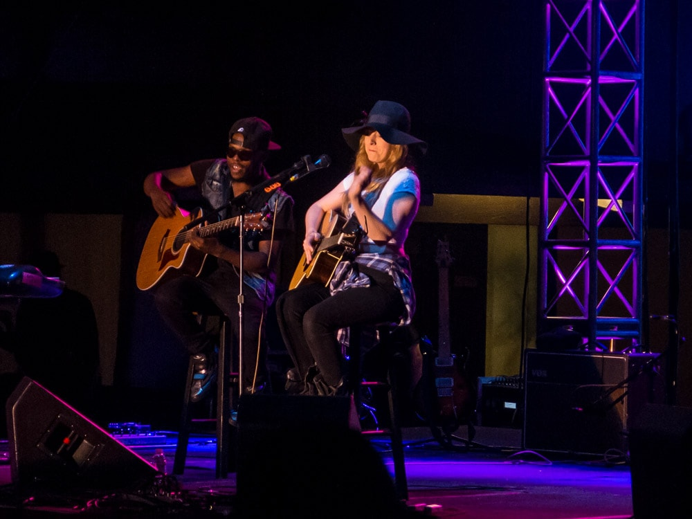 ZZ Ward - Mondavi Winery