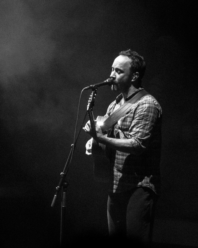 DMB, Shoreline Amphitheater, Sept. 2013