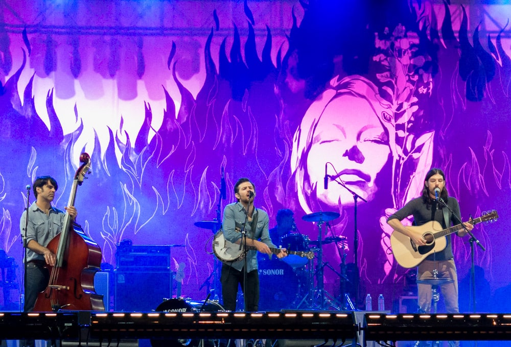 The Avett Brothers, Napa, CA (May 09, 2013)