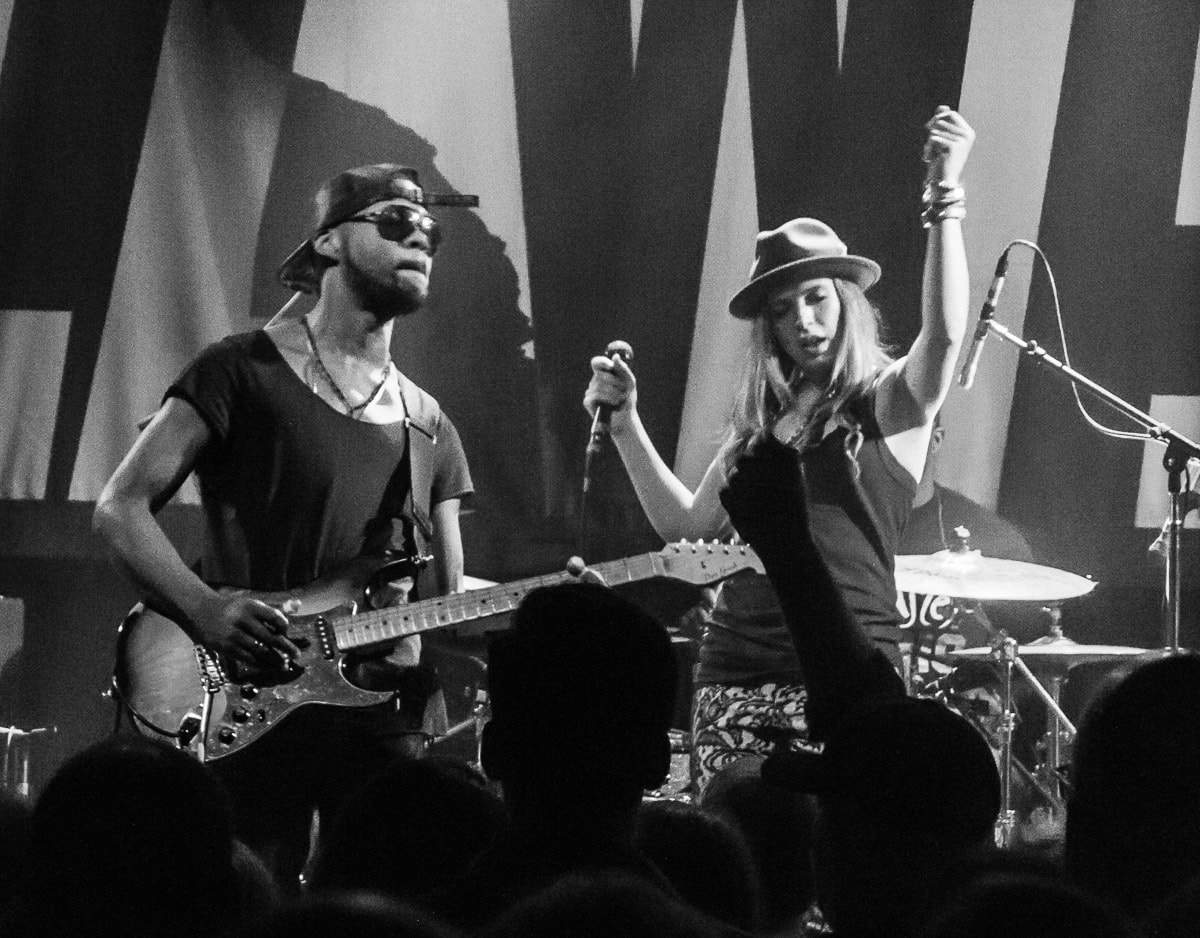 ZZ Ward (with Erick Walls)