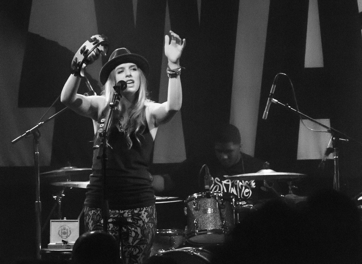 ZZ Ward (with Chris Patt)