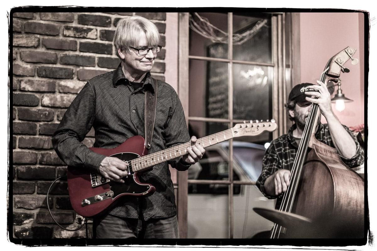 Scott Nygaard and Paul Knight