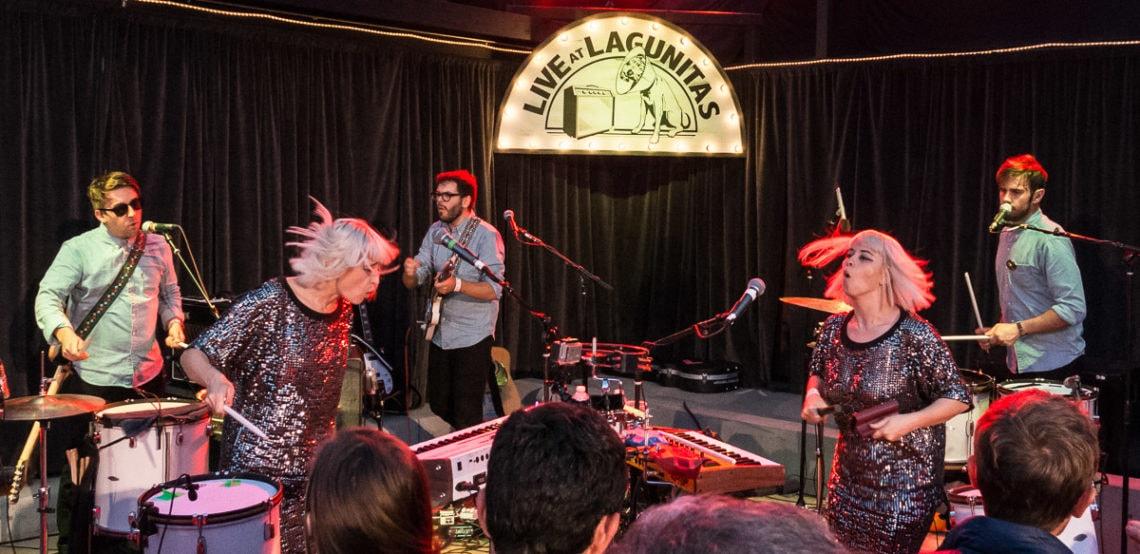 Lucius - Live at Lagunitas