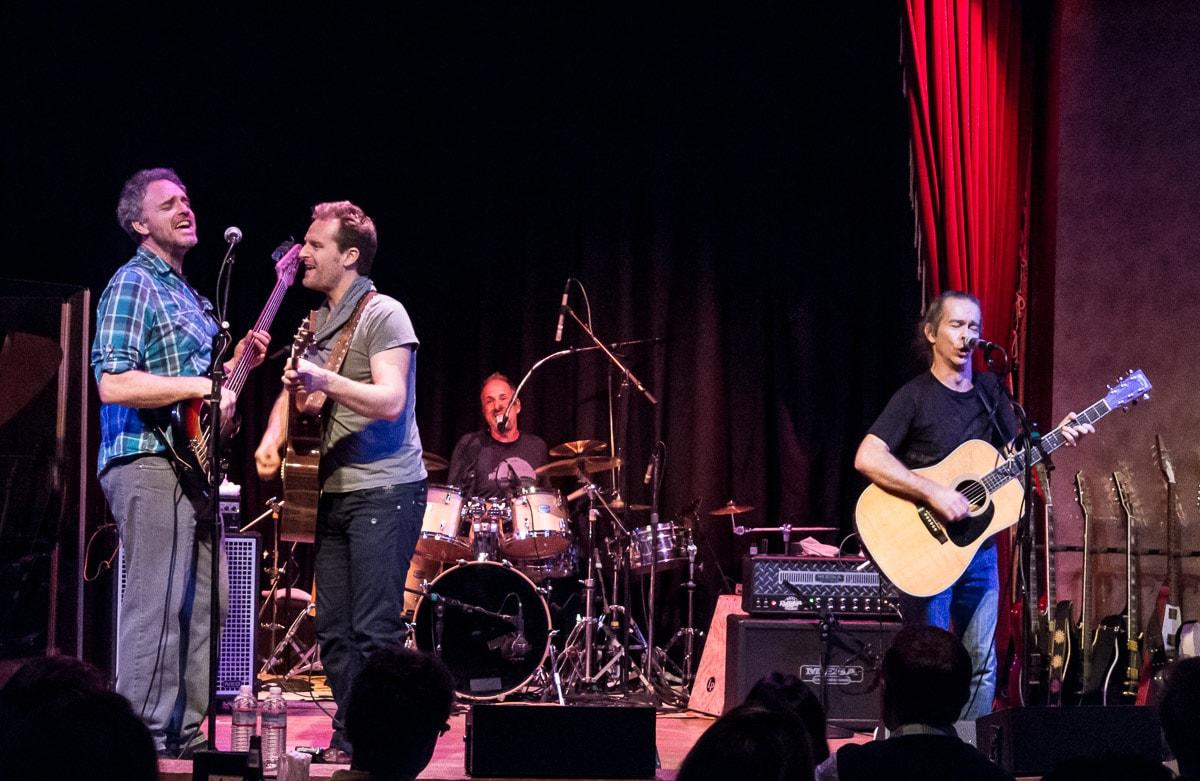 TR3 - Mick, Marcus, Dan, and Tim
