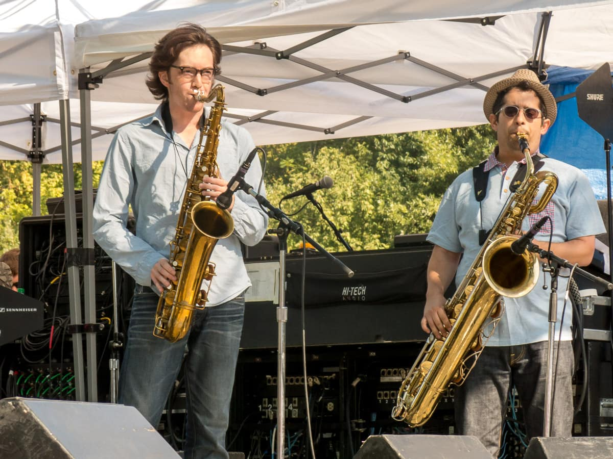 Orleans Avenue Horns
