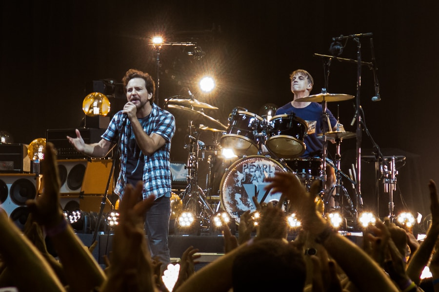 Pearl Jam Oakland 2013